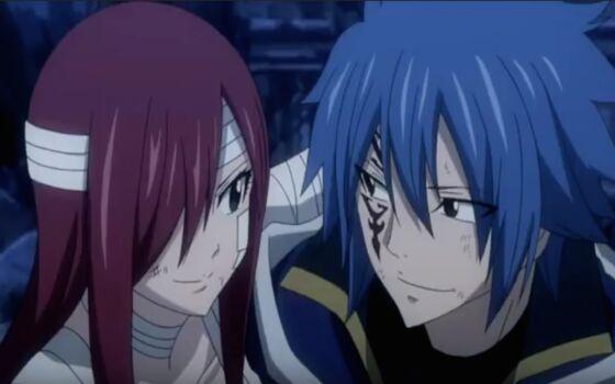 Gambar Anime Couple Romantis Erza 66ec7