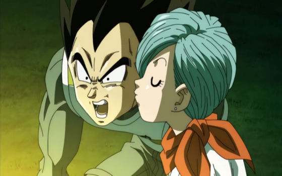 Gambar Anime Couple Sweet Vegeta 8213d