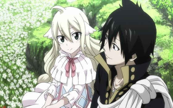 Gambar Anime Couple Sweet Zeref 19a9a