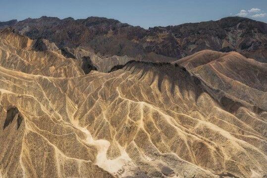 Destinasi Berbahaya Death Valley California 81237