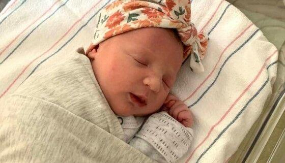 Molly Lahir Dari Embrio Beku 27 Tahun E6628