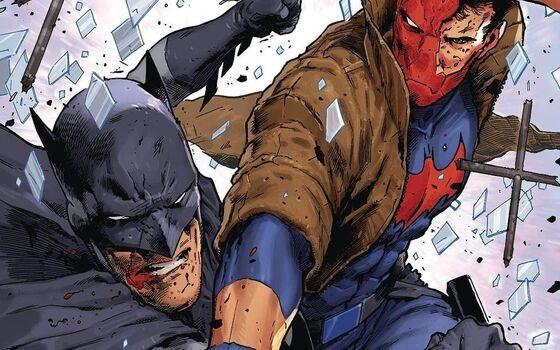 Superhero Yang Dikhianati Sidekicknya Sendiri Batman Dan Red Hood B8775
