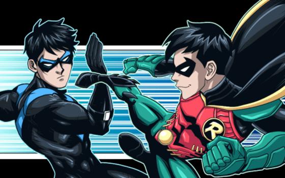 Superhero Yang Dikhianati Sidekicknya Sendiri Nightwing Dan Robin 2e640