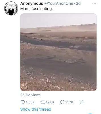 Hoaks Pendaratan Di Mars 8fe33