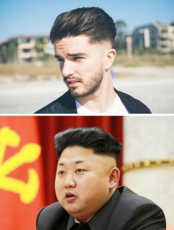 Rambut Kim Jong Un 82c79