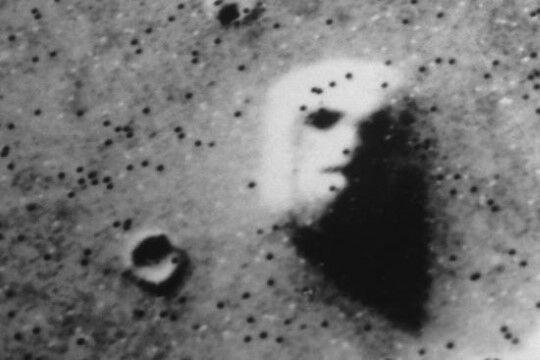 Wajah Manusia Di Mars 11b8e
