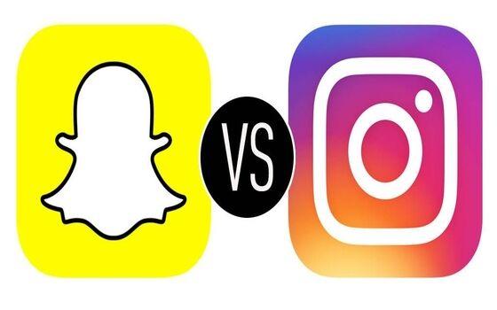 Perusahaan Teknologi Yang Menjiplak Pesaingnya Instagram Vs Snapchat B7862