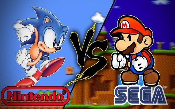 Perusahaan Teknologi Yang Menjiplak Pesaingnya Sega Vs Nintendo A86ea