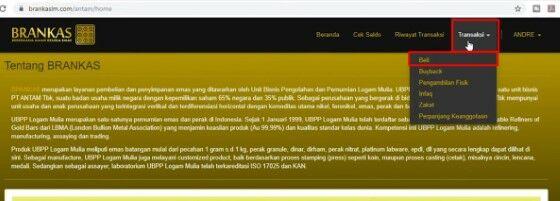 Cara Investasi Emas Antam Online Custom 9801a
