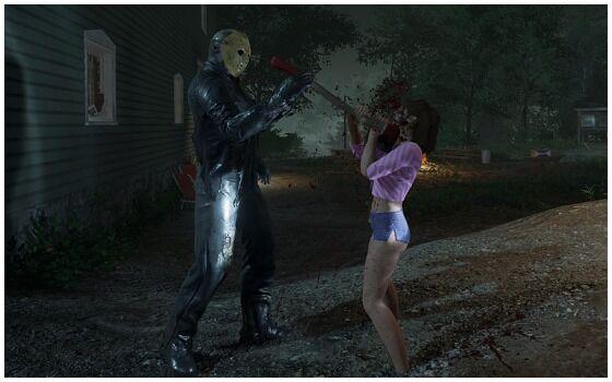 Adaptasi Game Yang Lebih Bagus Dari Film Aslinya Friday The 13th 6d207
