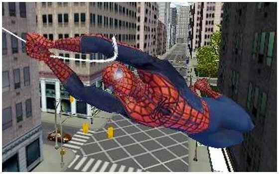Adaptasi Game Yang Lebih Bagus Dari Film Aslinya Spiderman 2 3d044