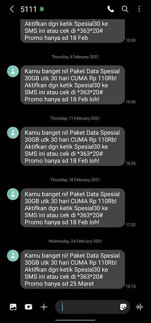 Cara Memaketkan Telkomsel 2 24cbf