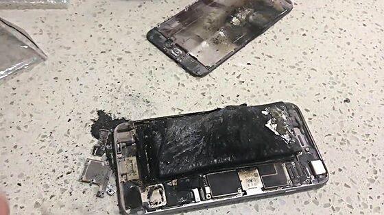 Iphone X Meledak 2 E8e87