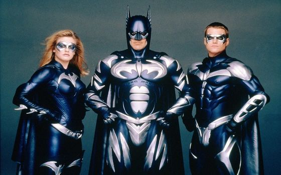 Kostum Superhero Yang Paling Kontroversial Batman 23e51