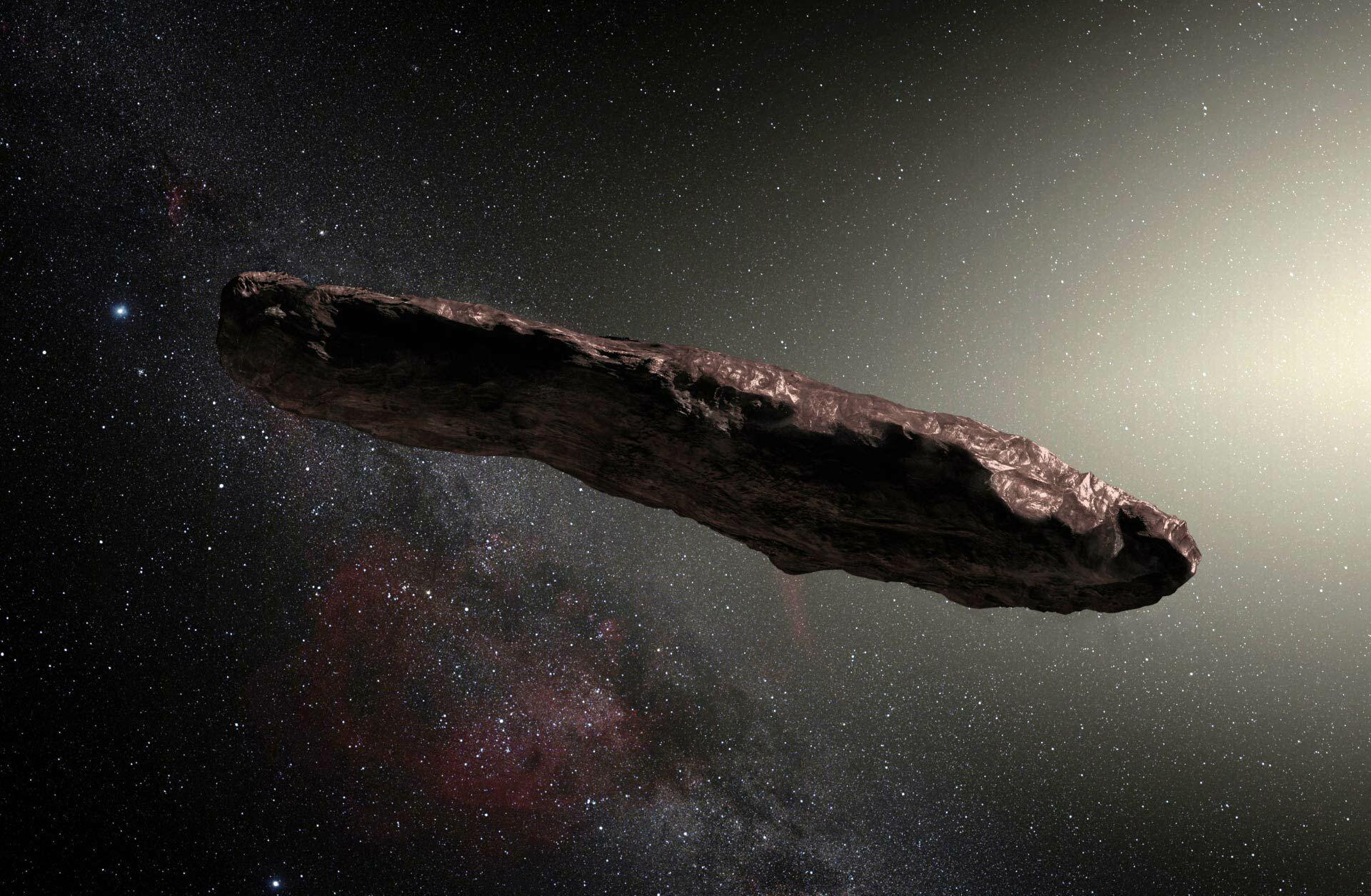 Ilmuwan Harvard Yakin Alien Pernah Berkunjung Ke Bumi Ab197
