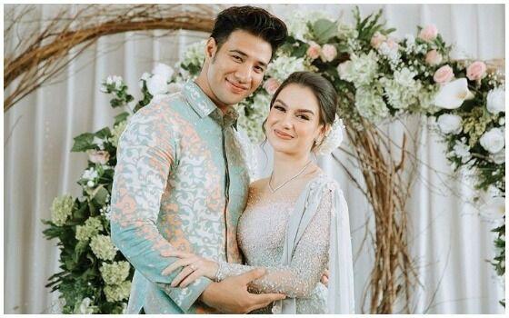 Pernikahan Artis Indonesia Yang Disiarkan Di TV Ammar Zoni Dan Irish Bella 422d8