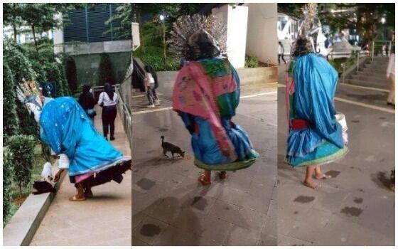 Viral Ondel Ondel Suka Kasih Makan Kucing 85ccd
