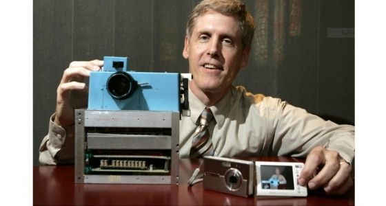 Penemu Kamera Digital Pertama Steven J Sasson 42bce