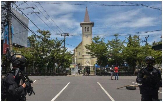 Teror Bom Di Indonesia Yang Paling Mengguncangkan Gereja Katedral Makassar Bd68d