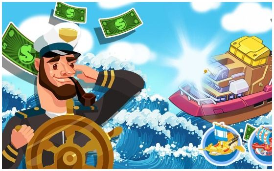 Game Penghasil Paypal Merge Boat Cd90a