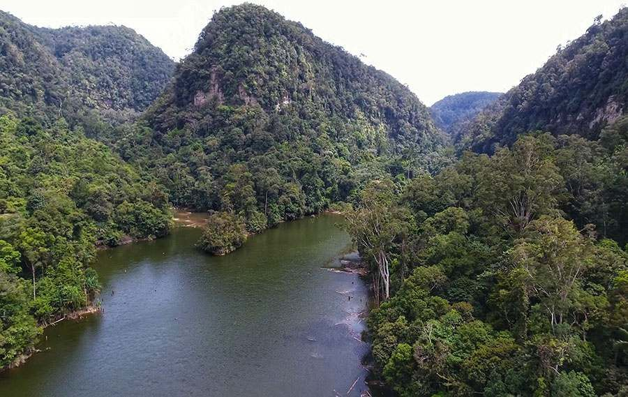 Pegunungan Batang Toru 62910