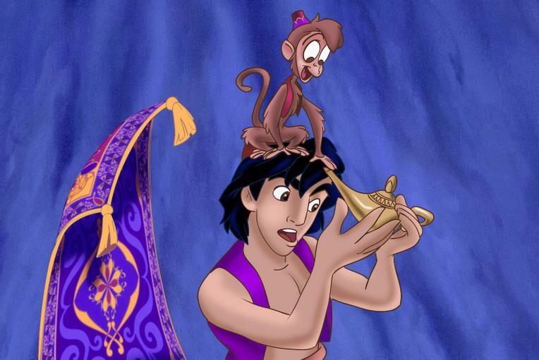 Penampakan Hantu Di Aladdin 7233f