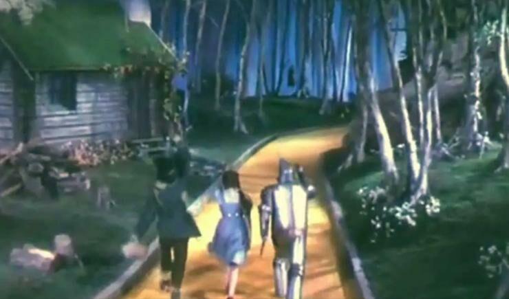 Penampakan Hantu Di The Wizard Of Oz B533b
