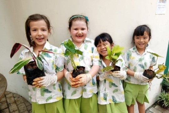 New Zealand School Jakarta 83d67