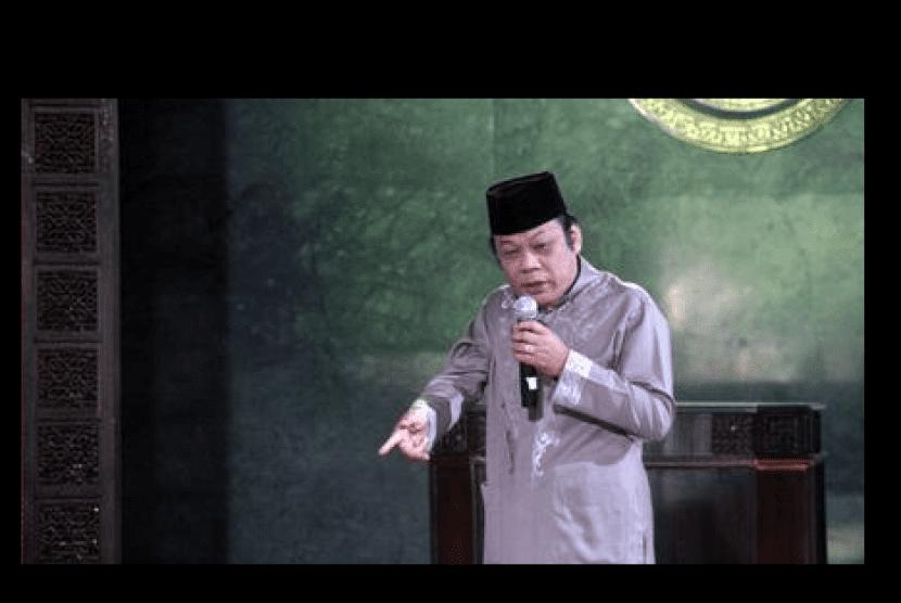 Kiai Haji Zainuddin MZ 55dfd
