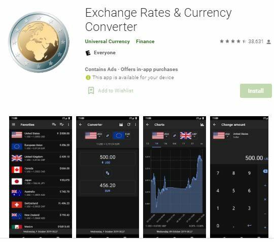 Exchange Rates Currency Converter Bb80c