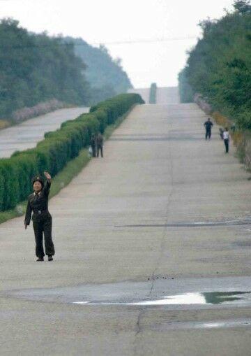 Foto Yang Dilarang Di Korea Utara Cf355