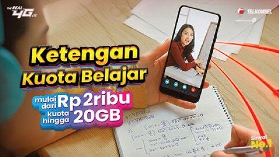 Paket Ketengan Belajar Telkomsel 433dc