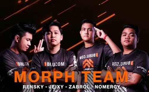Morph Team PUBGM 1383c