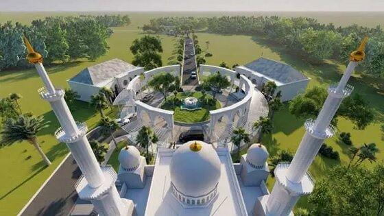 Pemakaman Mewah Indonesia 3 A4534