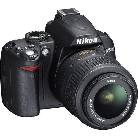 Kamera Dslr 3 13ae0