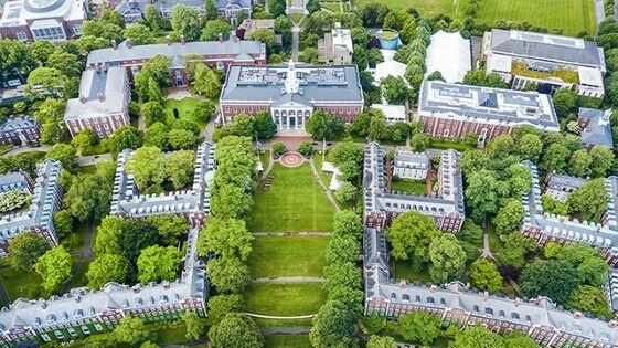 Harvard University E46b2