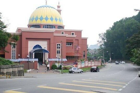 Masjid Al Khairiyah 22f44