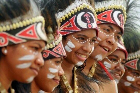 Suku Di Papua 6d1cb