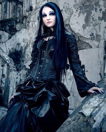 Cewek Gothic 016bc