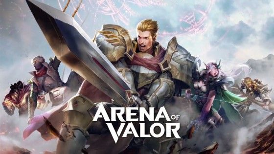 Arena Of Valor F520a