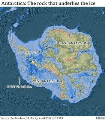 Gunung Es Akan Mencair Karena Peningkatan 5d13b