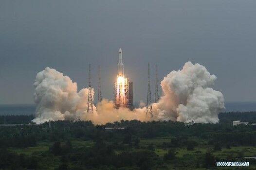 Roket Luar Angkasa China 83bb3