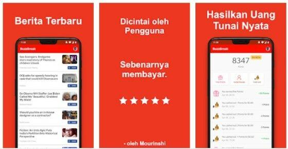 Aplikasi Penghasil Uang Rupiah 77046