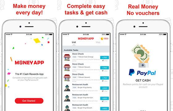 Aplikasi Penghasil Uang Tercepat 09609