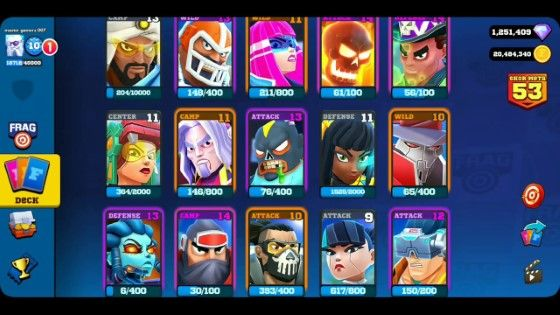 FRAG MOD Apk Unlimited Diamond E32c4