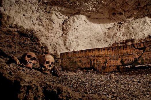 Makam Mumi Firaun 3e6b0