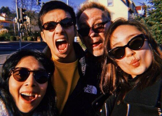 Tatjana Saphira Dan Keluarga Ef8bf