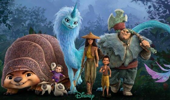Cara Nonton Raya And The Last Dragon Di Disney D9a19
