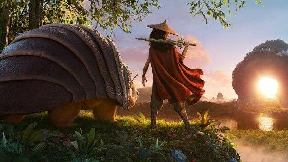 Nonton Raya And The Last Dragon Disney Plus 63533