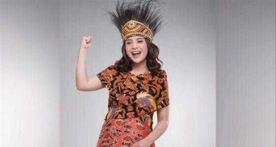Nagita Slavina Jadi Duta Pon XX Papua E88c1